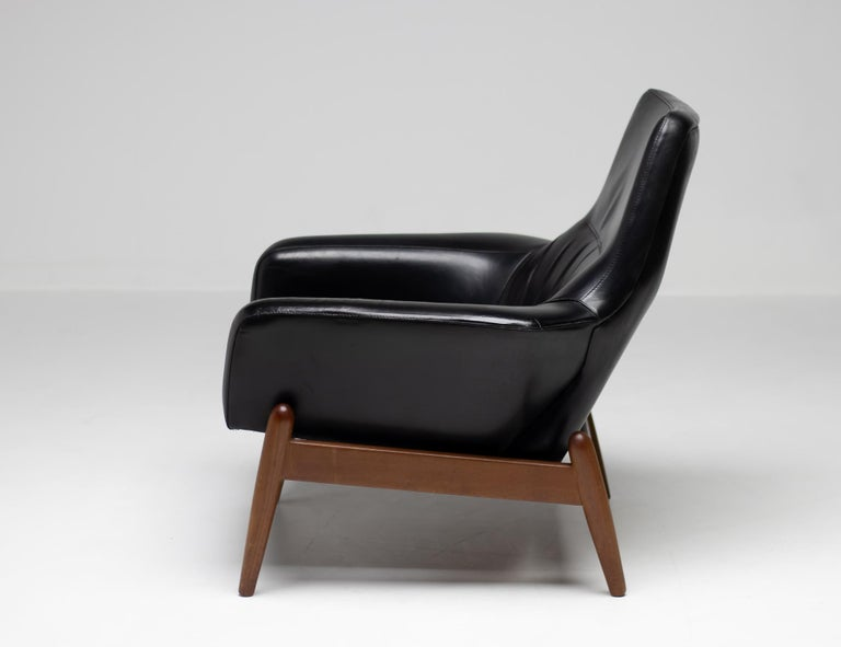 Ib Kofod Larsen Lounge Chair For Sale 4
