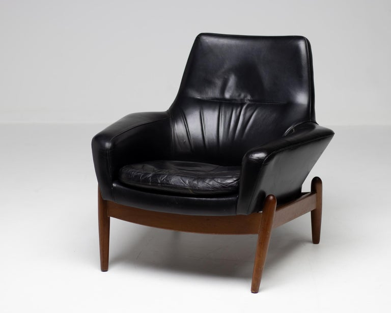 Ib Kofod Larsen Lounge Chair For Sale 5