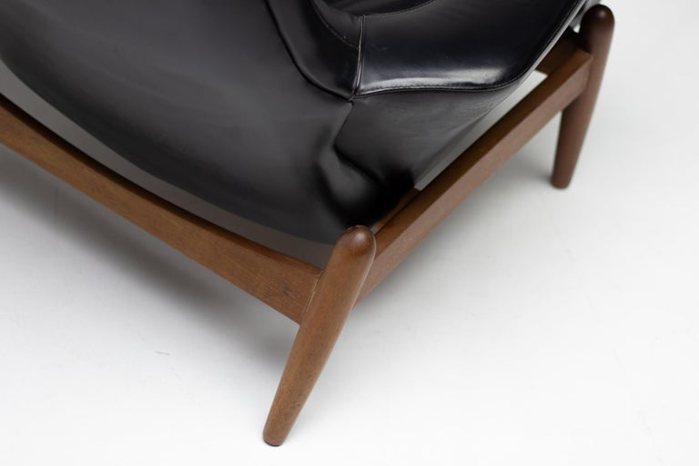 Ib Kofod Larsen Lounge Chair For Sale 1