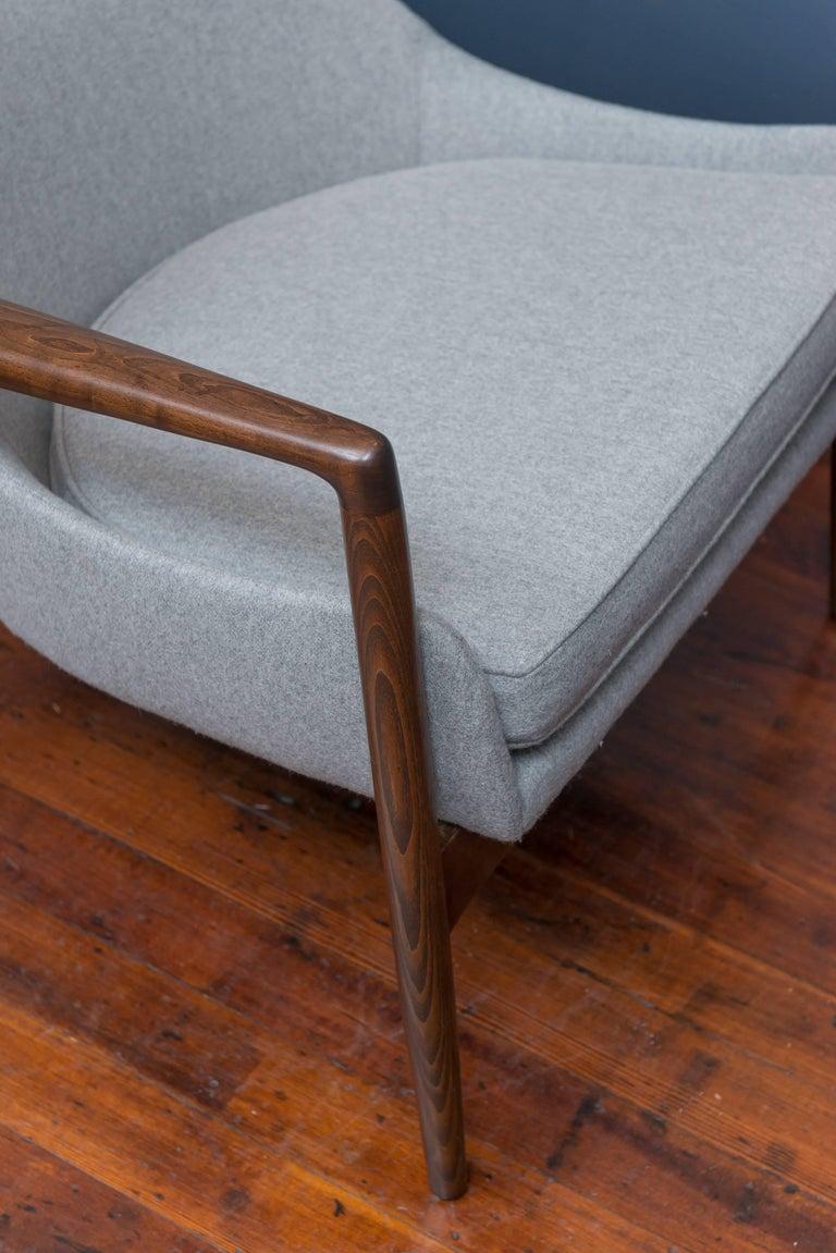 Danish Ib Kofod-Larsen Lounge Chairs For Sale