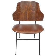 Ib Kofod-Larsen Mid-Century Modern Penguin Chair