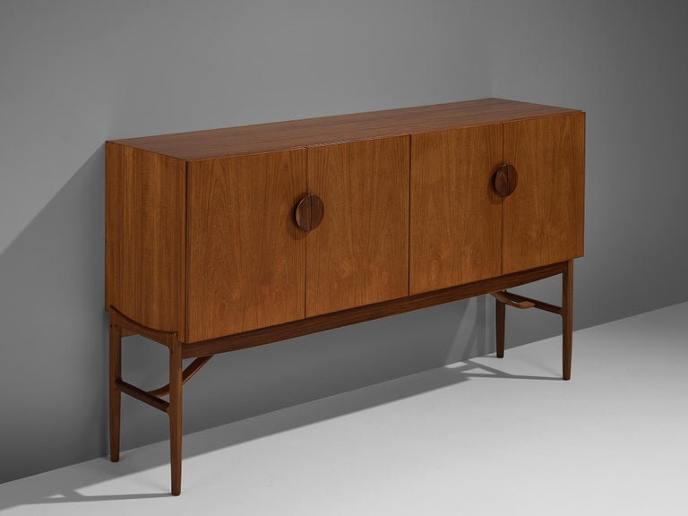 Ib Kofod-Larsen Model 4060 Sideboard for G-Plan In Good Condition For Sale In Waalwijk, NL