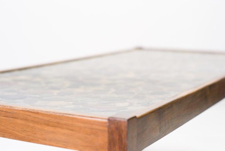 Mid-20th Century Ib Kofod-Larsen Pebbles Coffee Table For Sale