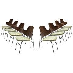 Ib Kofod-Larsen Penguin Dining Chairs