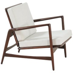 Ib Kofod-Larsen Reclining Lounge Chair for Selig