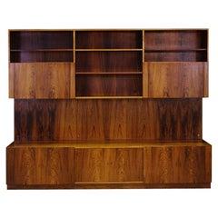 Ib Kofod-Larsen Retro System Classic Rosewood Vintage, 1960s