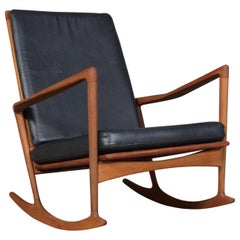 Ib Kofod-Larsen Rocking Chair