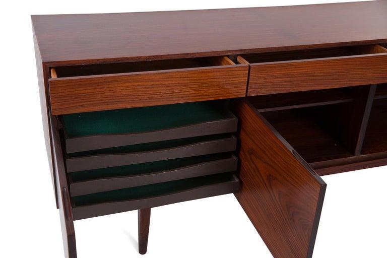 Mid-20th Century Ib Kofod-Larsen Rosewood Sideboard For Sale