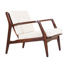 Ib Kofod-Larsen Sculptural Lounge Chair for Selig