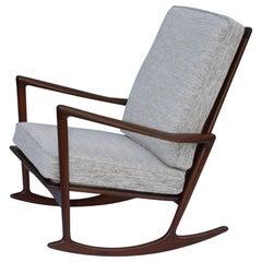 IB Kofod-Larsen Sculptural Rocking Chair