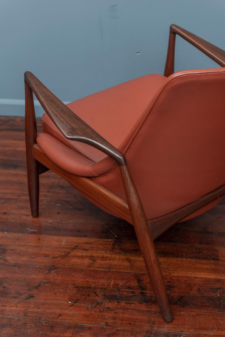Ib Kofod-Larsen Seal Chair for OPE, Denmark For Sale 1