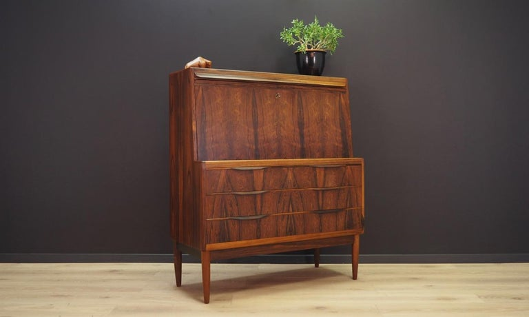Ib Kofod-Larsen Secretaire Vintage, 1960-1970 In Good Condition For Sale In Okunica, Zachodniopomorskie