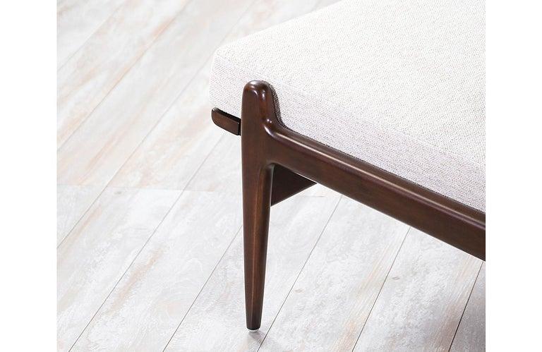 Ib Kofod-Larsen Sectional Sofa or Loveseats for Selig For Sale 6