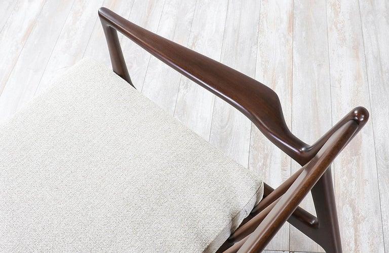 Ib Kofod-Larsen Sectional Sofa or Loveseats for Selig For Sale 1