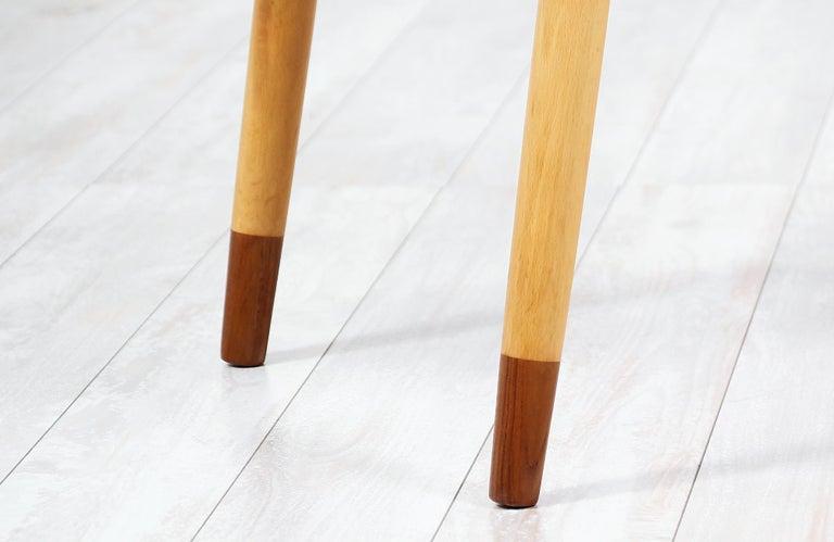 Ib Kofod-Larsen Shell Chair for Christiansen & Larsen For Sale 8