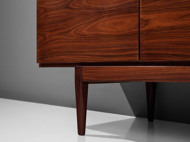 Ib Kofod-Larsen Sideboard in Brasilian Hardwood For Sale 3