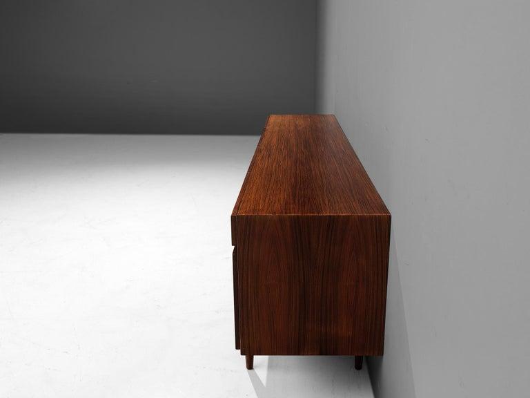 Ib Kofod-Larsen Sideboard in Brasilian Hardwood For Sale 4