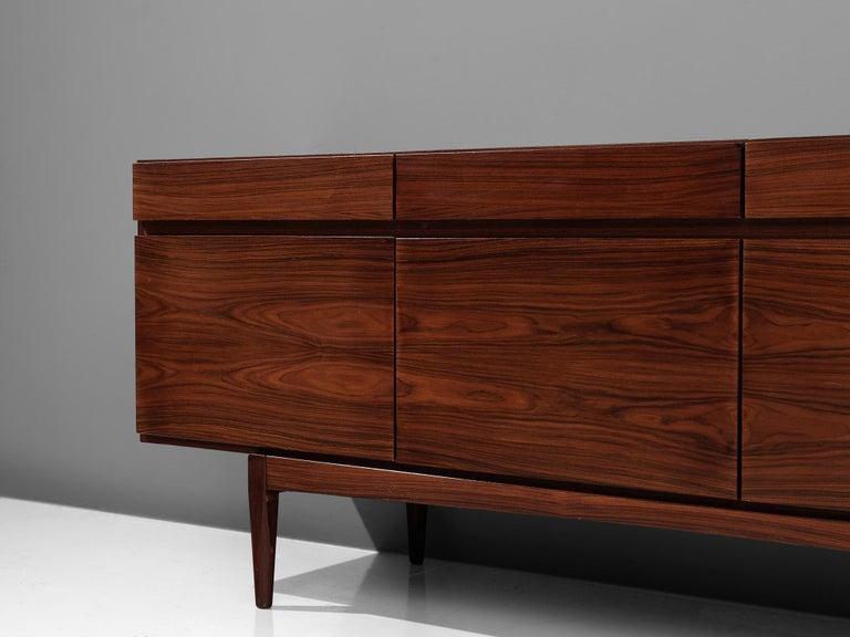 Teak Ib Kofod-Larsen Sideboard in Brasilian Hardwood For Sale