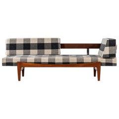 Ib Kofod-Larsen Sofa / Daybed by Seffle Möbelfabrik in Sweden