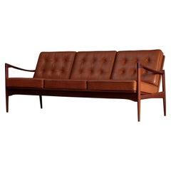 Ib Kofod-Larsen Sofa Model Kandidaten, 1960s