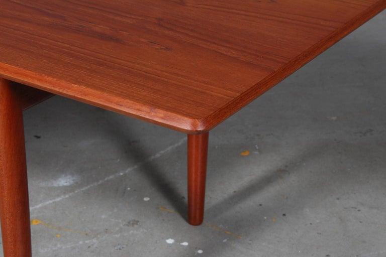 Danish Ib Kofod-Larsen Sofa Table, Teak