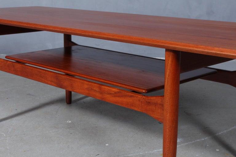 Mid-20th Century Ib Kofod-Larsen Sofa Table, Teak