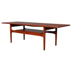 Ib Kofod-Larsen Sofa Table, Teak
