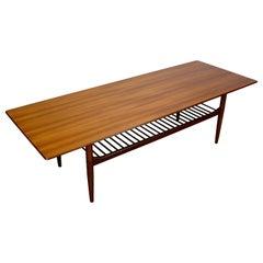 Ib Kofod-Larsen Teak Coffee Table