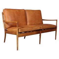 Ib Kofod-Larsen Two-Seat Sofa