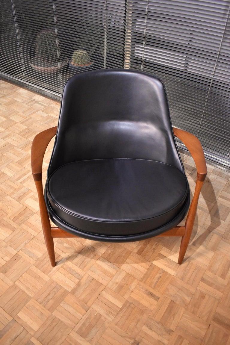 Ib Kofod-Larsen U-56 Elizabeth Chair for Christensen & Larsen For Sale 4