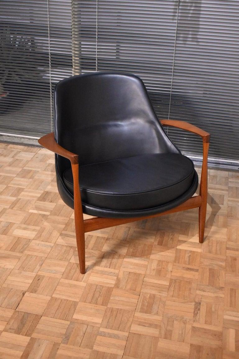 Ib Kofod-Larsen U-56 Elizabeth Chair for Christensen & Larsen For Sale 5