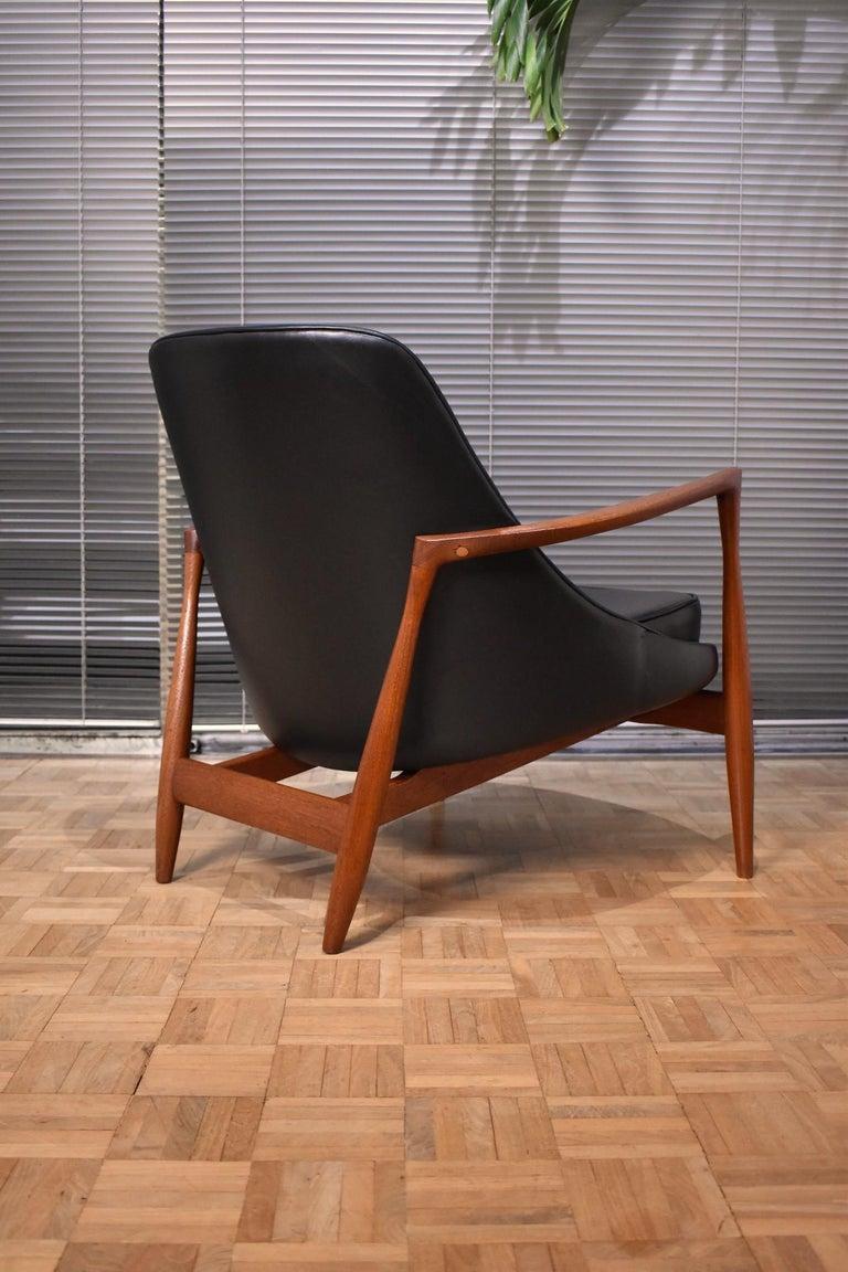 Ib Kofod-Larsen U-56 Elizabeth Chair for Christensen & Larsen For Sale 6