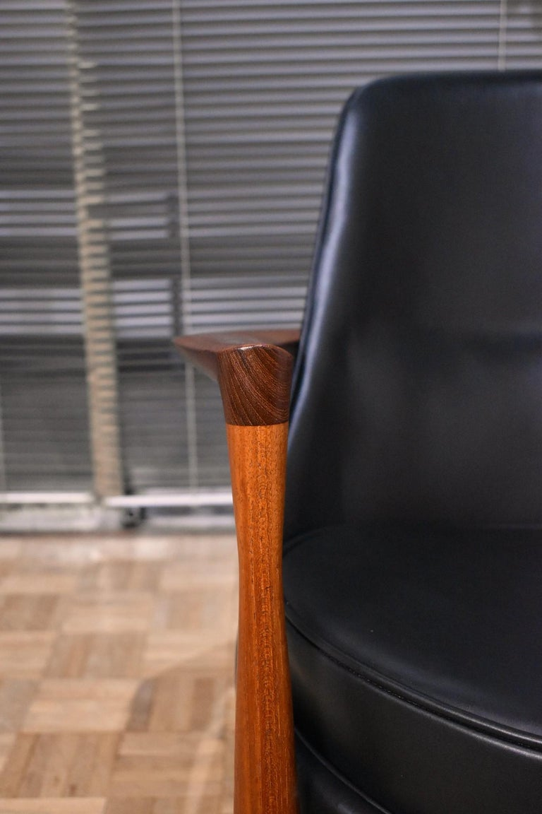 Ib Kofod-Larsen U-56 Elizabeth Chair for Christensen & Larsen For Sale 9