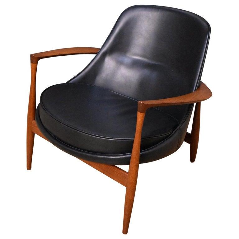 Ib Kofod-Larsen U-56 Elizabeth Chair for Christensen & Larsen For Sale