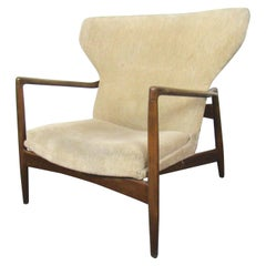 Ib Kofod-Larsen Wingback Lounge for Selig
