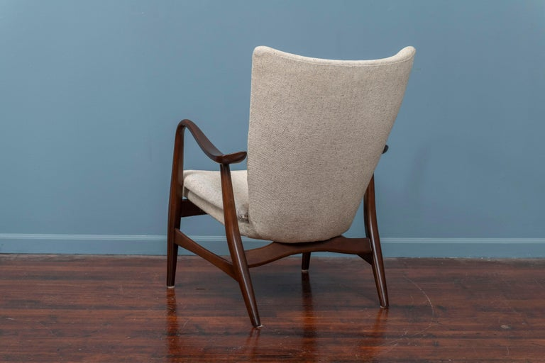 Ib Madsen & Acton Schubell Lounge Chair For Sale 2