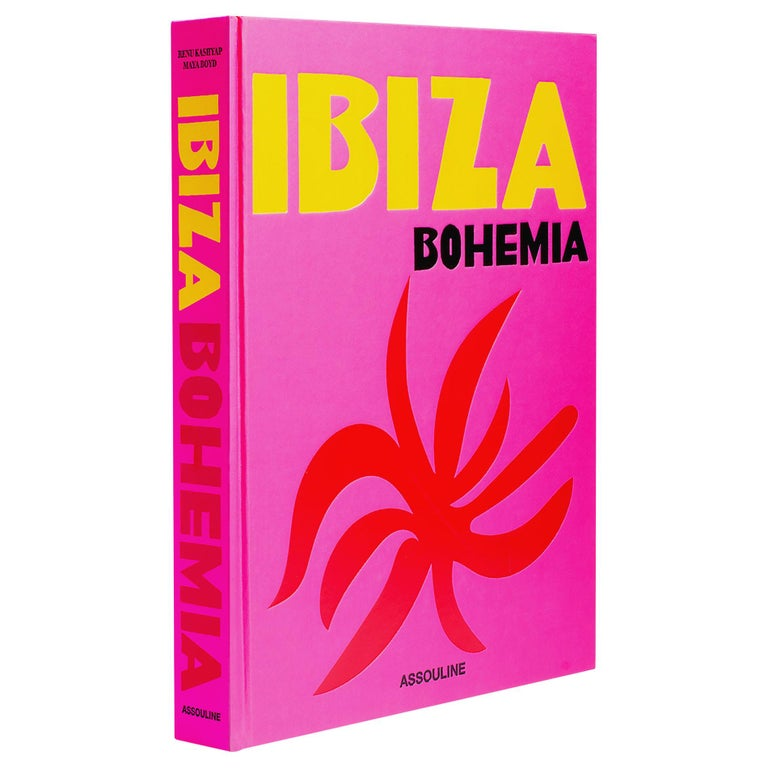 """Ibiza Bohemia"" Book For Sale"