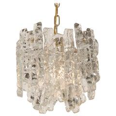 Ice Glass Pendant by J.T. Kalmar
