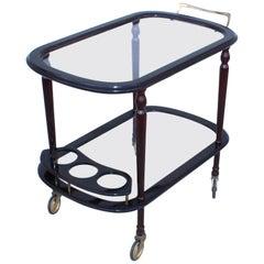 Ico Parisi 1950's Bar Cart