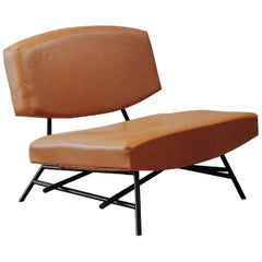 """Ico Parisi """"865"""" Easy Chair for Cassina, 1958"""
