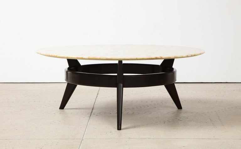 Mid-Century Modern Ico Parisi Cocktail Table For Sale
