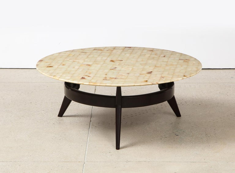 Ico Parisi Cocktail Table For Sale 1