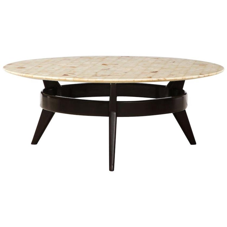 Ico Parisi Cocktail Table For Sale
