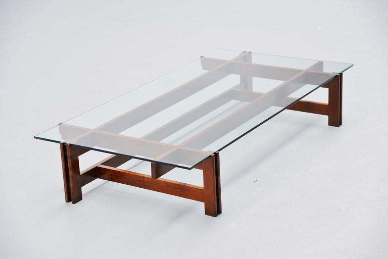 Mid-Century Modern Ico Parisi Coffee Table Cassina Italy 1962 For Sale