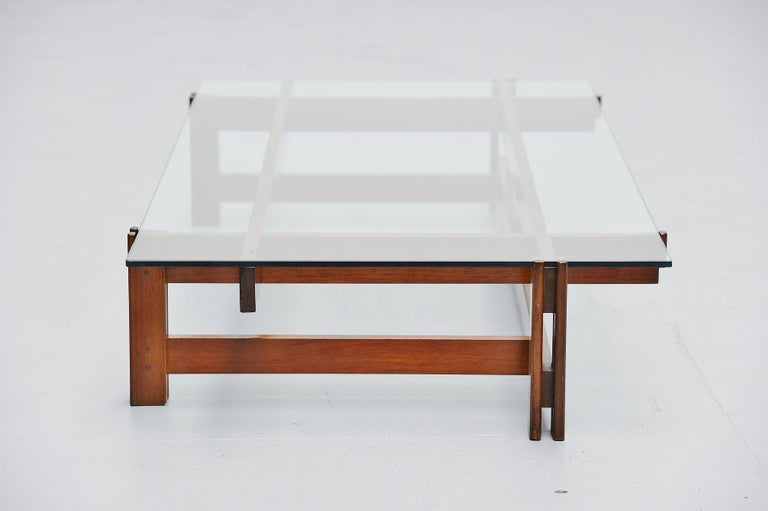Mid-20th Century Ico Parisi Coffee Table Cassina Italy 1962 For Sale