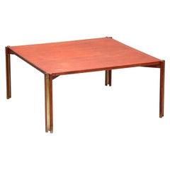 """Ico Parisi Coffee Table Midcentury for Stildomus Mod, """"Castore"""" 1201"""