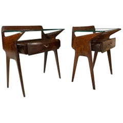 Ico Parisi Dassi Style Side Tables