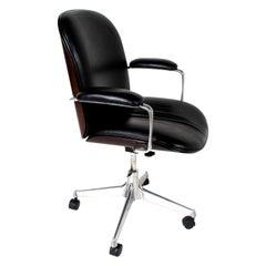 Ico Parisi Desk Chair by MIM Roma, Italy