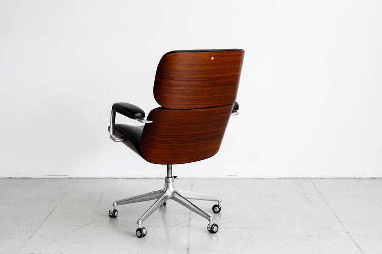 Ico Parisi Desk Chair In Good Condition For Sale In Los Angeles, CA