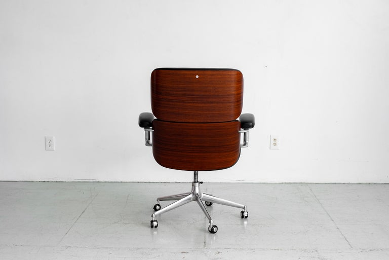 Mid-20th Century Ico Parisi Desk Chair For Sale